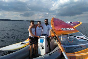 5 מדליות לגולשי הנוער של ישראל באליפות אירופה לנוער בגלשני RSX  בפולין.