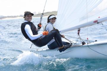 נויה ברעם ונינה אמיר מדורגות 14 באליפות העולם במפרשיות 470.מאור בן הרוש מדורג 3 באליפות אירופה לנוער בלייזר רדיאל