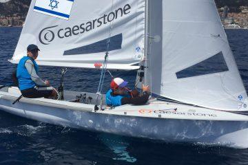 הצלחות לנבחרות ישראל הצעירות במפרשיות מדגם 470