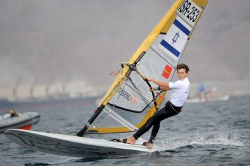 הגולש יואב כהן במקום השני באליפות העולם לנוער של ISAF בסין