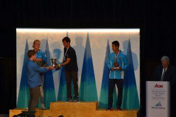 שלוש מדליות לישראל באליפות העולם לנוער של התאחדות השייט הבינלאומית ISAF