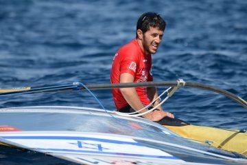 שחר צוברי עלה למקום ה-2 בגביע הנסיכה סופיה בפלמה, ספרד