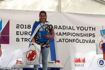 שי קקון הוכתרה לסגנית אלופת אירופה עד גיל 17 במפרשיות לייזר רדיאל.   יואב כפיר הוכתר לסגן אלוף אירופה לנוער במפרשיות לייזר 4.7