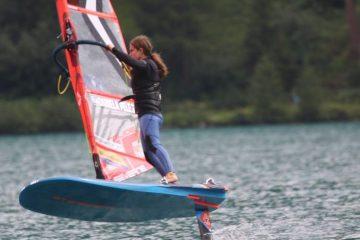 דניאלה פלג סיימה רביעית ביורו 2020, דריהן שביעית. פלג ראשונה עד גיל 19 באירופה