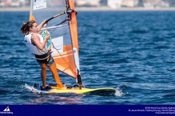 הגולשת נוגה גלר קרובה למדליה בתחרות גביע העולם בהייר- צרפת