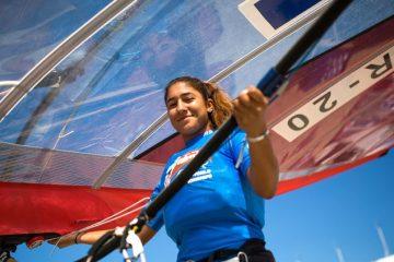 מדליסטים אולימפיים וגולשים מהצמרת העולמית יגיעו השבוע לאילת, למחנה אימונים לקראת אליפות העולם בגלשני RSX באילת