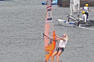 קטי ספיצ'קוב זינקה אל המקום השני באנושימה * מקדימה בשתי נקודות את האלופה האולימפית פיקון
