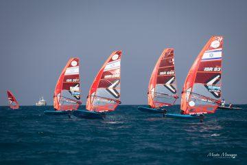 אליפות ישראל ב iQFoil אולימפי הסתיימה השבוע.
