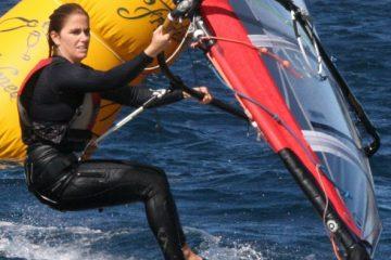 הישג לגולשת הרוח מעיין דוידוביץ': מדליית ארד באליפות העולם