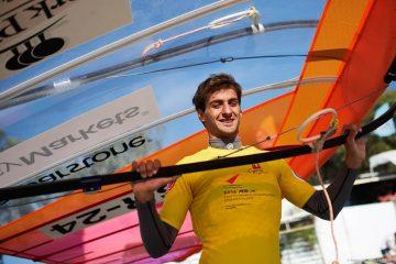 יואב עומר ונוי דריהן מובילים את אליפות העולם לנוער בגלשני RSX  בלימסול קפריסין. תום ראובני מדורג ראשון באליפות העולם לנוער עד גיל 17